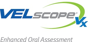 Velescope for oral cancer screening and detecting oral health abnormalities