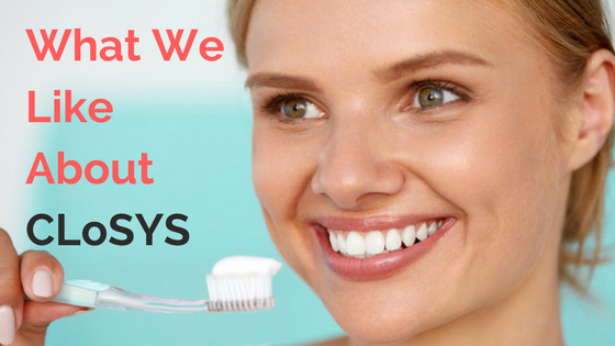 CloSys oral health products