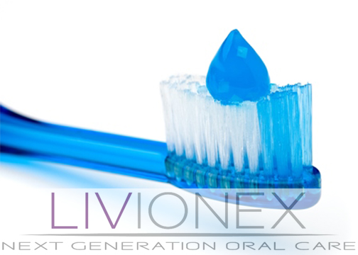 Livionex toothpaste for plaque prevention