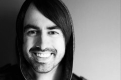 Justin's smile after his composite restorations
